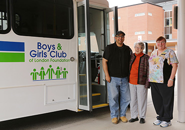 Boys and Girls Club Transportation