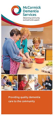 McCormick Dementia Services Brochure