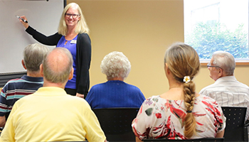 Honing Caregiving Skills