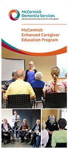 McCormick Enhanced Caregiver Education Program Brochure