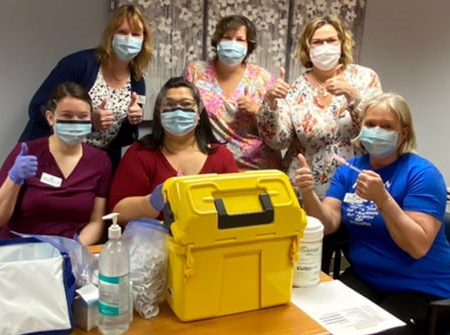 New Research Study on Workplace Infection Prevention