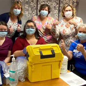 New Research Study on Workplace Infection Prevention in Long-Term Care